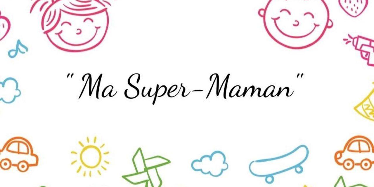 """Présentation du livre """"Ma Super Maman"""" par l'association Histoire de Femmes"""