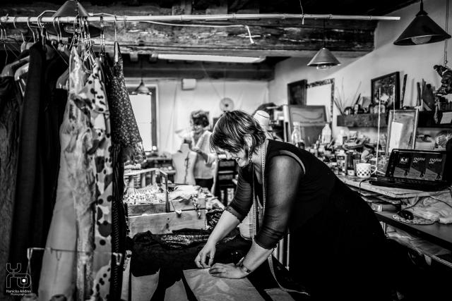 AUTREMENT – L'atelier de Sacha Leemans