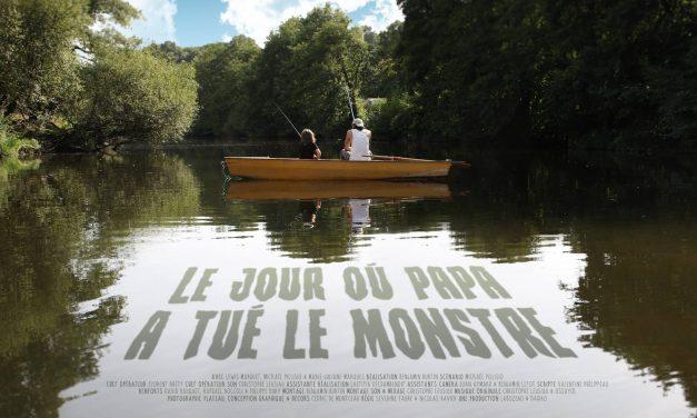 Court-Métrage : Le jour où papa a tué le monstre – Interview de Benjamin Burtin