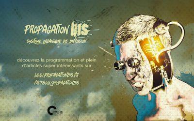 Autrement – Du Cinéma de Genre à Chalon – Rencontre avec Propagation Bis