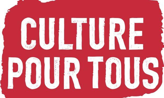 """CULTURISME – La """"Culture pour tous"""" – Le débat – Partie 1"""