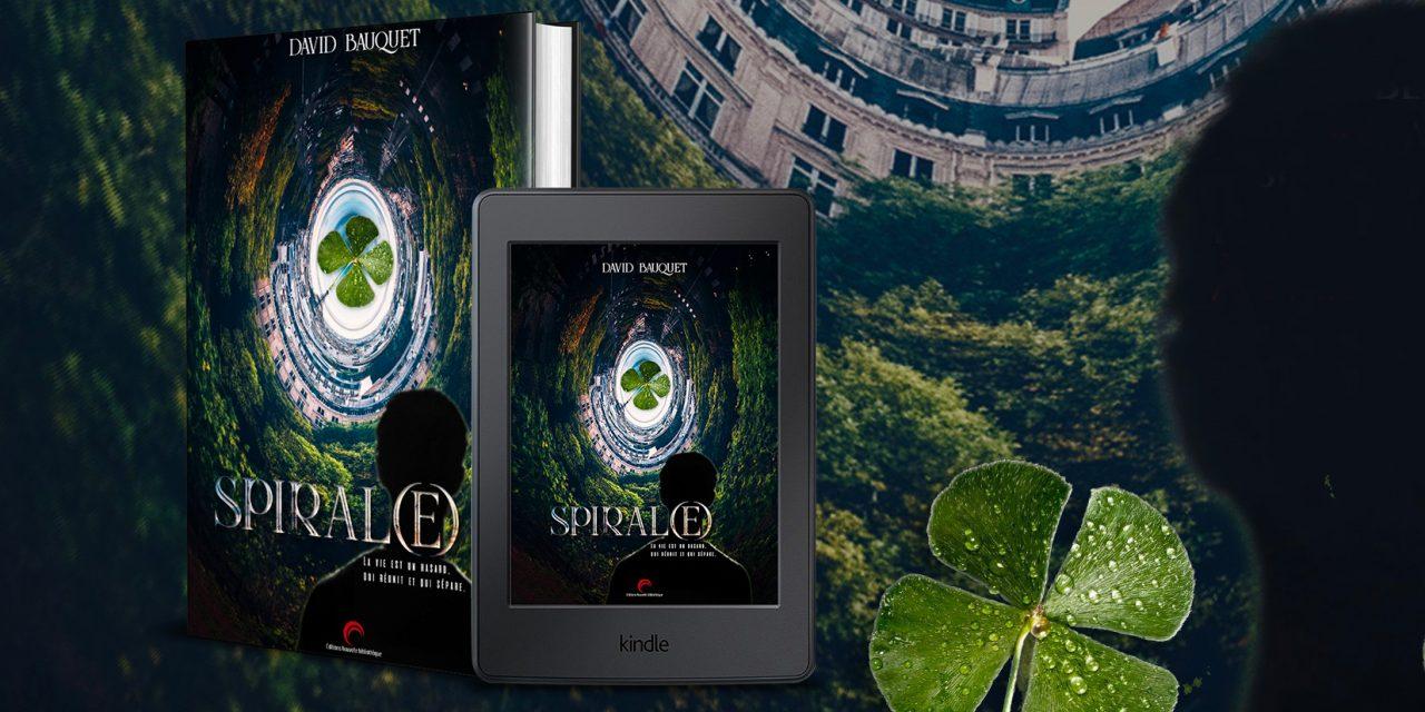 """Sortie du roman """"Spiral(e)"""" – Le teaser + Interview de David Bauquet"""