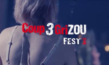 Teaser Coup de Grizou Fest #3 + Interview de l'association Hit by the Rock