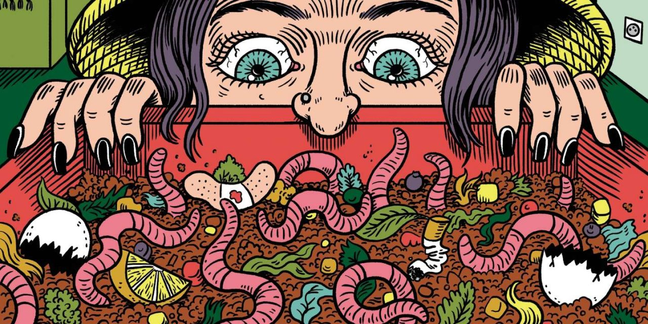 Interview – Le compost, c'est la vie !