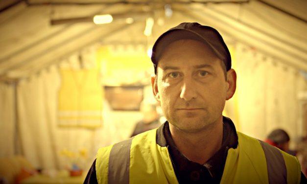 FIGURES – À la recherche de l'esprit de lutte – Rencontre avec Pierre-Gaël Laveder