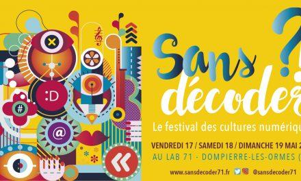Sans décoder – Retour sur le Festival des Cultures Numériques