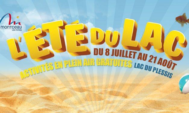 VIF – L'Été du Lac, un véritable événement populaire + Interview d'Amélie Ghulam Nabi