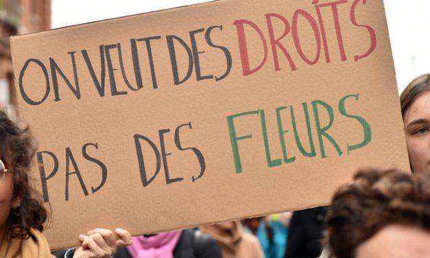 LE 8 MARS À MONTCEAU – LE BASSIN MINIER S'ACTIVE POUR LEs DROITs DES FEMMES !