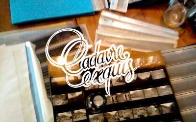 CADAVRE EXQUIS #63 – Sous le signe de la musique