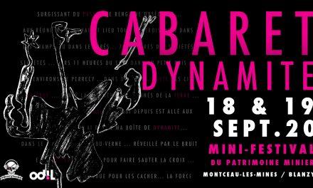 CABARET DYNAMITE – le mini-festival d'odil & pertes et fracas